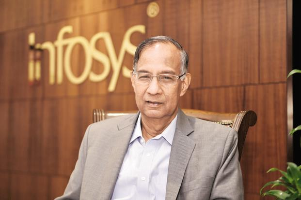 It is unclear if non-executive chairman Seshasayee, who joined the Infosys board in 2011, will step down voluntarily, although a person close to him clarified there is no question of that happening. Photo: SaiSen/Mint