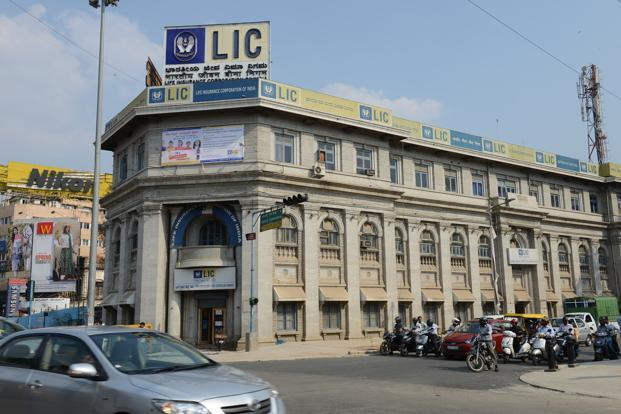 The top LIC management consists of the chairman and three managing directors. Photo: Hemant Mishra/Mint