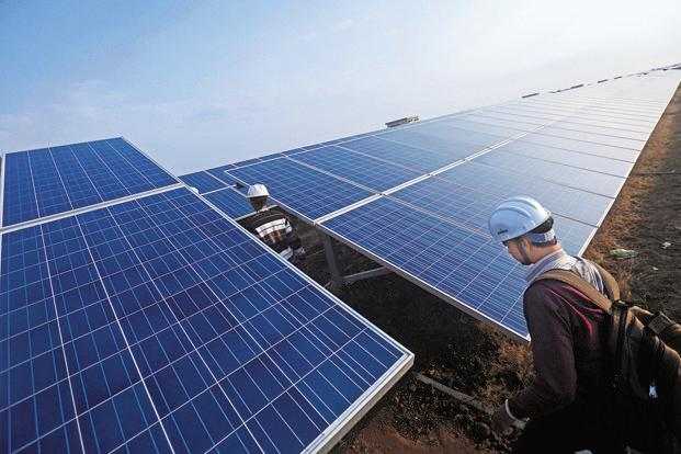 Tariffs For Worlds Biggest Solar Power Plant Hit All Time Low Of