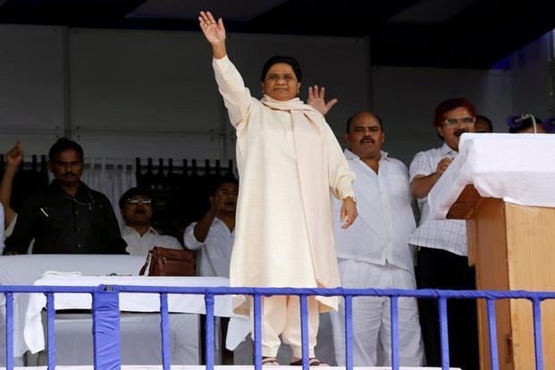 BSP chief Mayawati has been concertedly telling the minorities that voting for the SP-Congress alliance will go in vain and it will help BJP. Photo: Reuters
