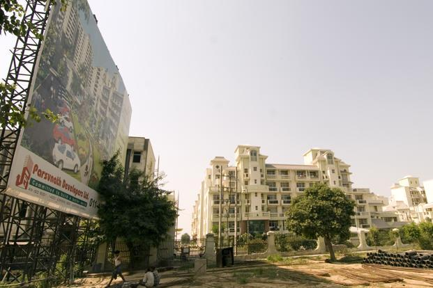 Parsvnath Developers had posted a third-quarter net loss of Rs3.93 crore in the year-ago period. Photo: Ramesh Pathania/Mint