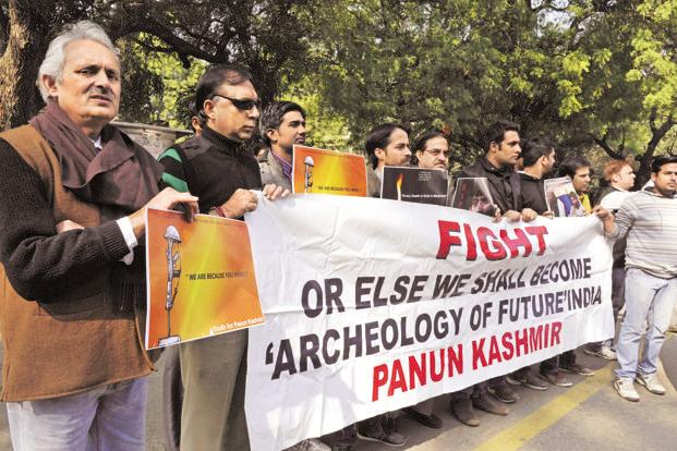 Modi govt has no objection to homeland for Kashmiri Pandits says