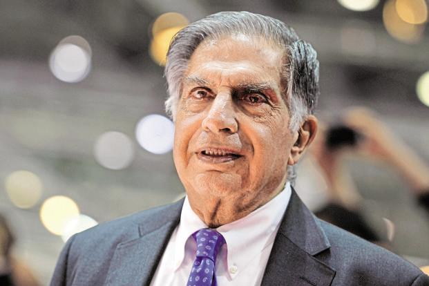 Tata Sons chairman emeritus Ratan Tata. Photo: Getty Images