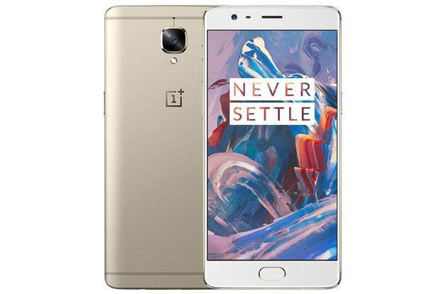 OnePlus 3T offers a bigger 3,400mAh battery and 128GB internal storage.