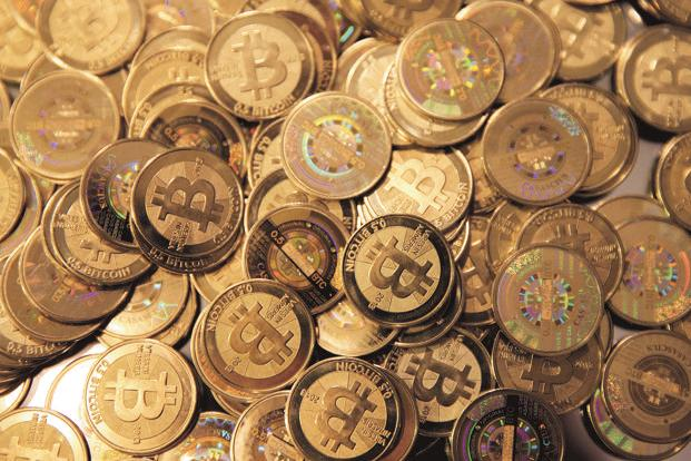 Bitcoin is still a small market, prone to dislocations, but as the variety of instruments around the currency grows, it's starting to look more like the real thing. Photo: Bloomberg