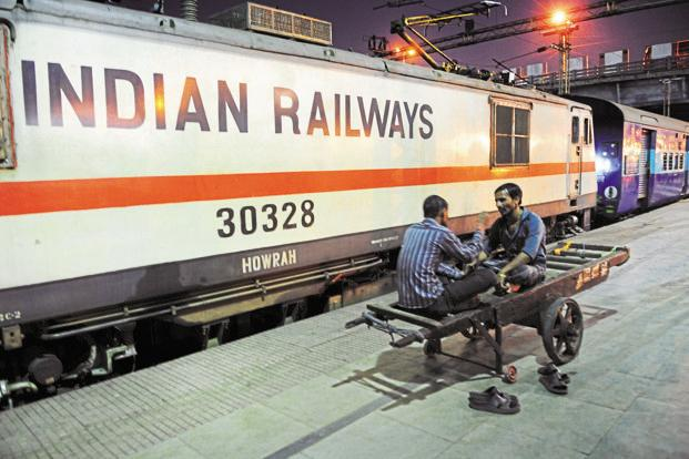 Among new information in this year's survey is the data on migration using information from railways.  Photo: Indranil Bhoumik/Mint