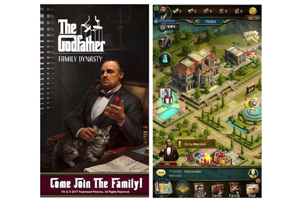 Though a strategy game, 'The Godfather' doesn't really challenge you like the 'Mafia 3 Rivals' does