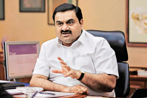Gautam Adani, chairman of the Adani Group, said the government's initiatives to curb the parallel economy and other reforms augured well for Adani Enterprises' businesses. File photo: Reuters