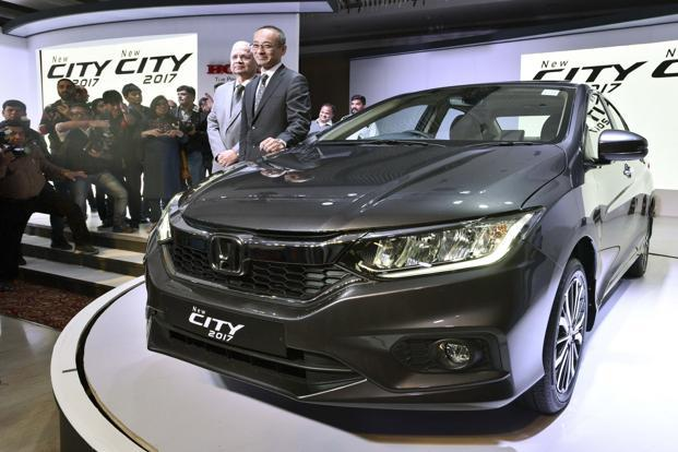 Honda Has Launched The 2017 Honda City Priced At Rs8.5 Lakh (ex