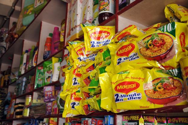 FSSAI had in May 2015 banned Maggi Two-Minute Noodles for high lead and MSG content. Photo: HT