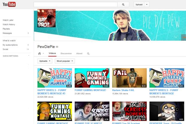 Youtuber PewDiePie aka Felix Kjellberg, said that, through his video, he was attempting to show how the Internet offers many bizarre services these day.