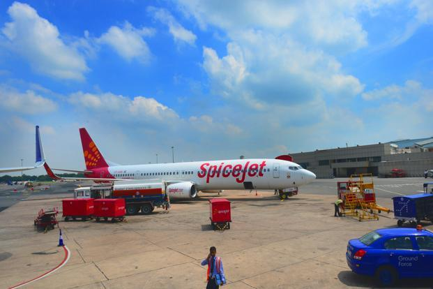 SpiceJet's Q3 results mirrors that of aviation players Jet Airways and IndiGo. Photo: