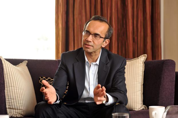A file photo of Tarun Khanna, Jorge Paulo Lemann professor at the Harvard Business School and director at Harvard University's South Asia Institute. Photo: Mint