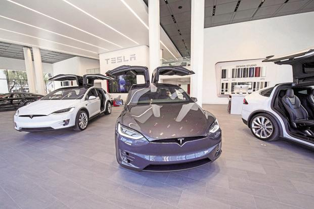 Tesla Brings Electric Cars To Oil Rich Supercar Loving Uae Livemint