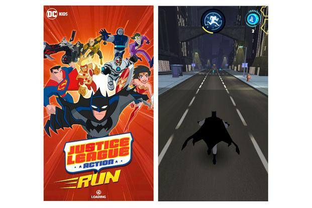 Justice League Action Run is a running game involving famous DC characters such as Batman, Superman, Wonder Woman and Flash Gordon