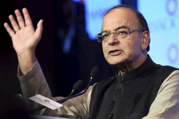 File photo. Finance minister Arun Jaitley told lawmakers during the Union budget that more funds will be allocated 'if required'. Photo: PTI