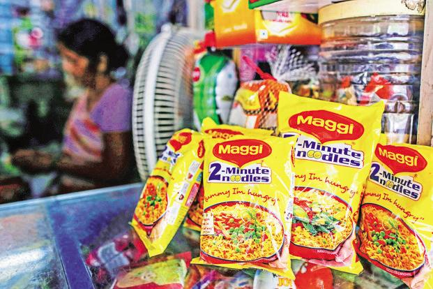 Nestle's posted domestic sales growth of 16.9% to Rs2,094 crore in December quarter, partly due to higher contribution from Maggi Noodles while demonetisation may have crimped sales to some extent. Photo: Mint