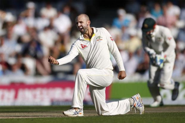 Nathan Lyon will be Australia's spin spearhead in India. Photo: Reuters.