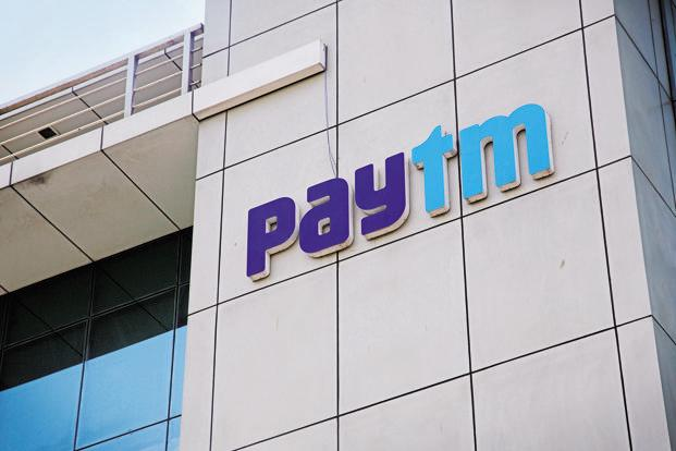 Paytm launched offline transactions in January 2016. Photo:Bloomberg