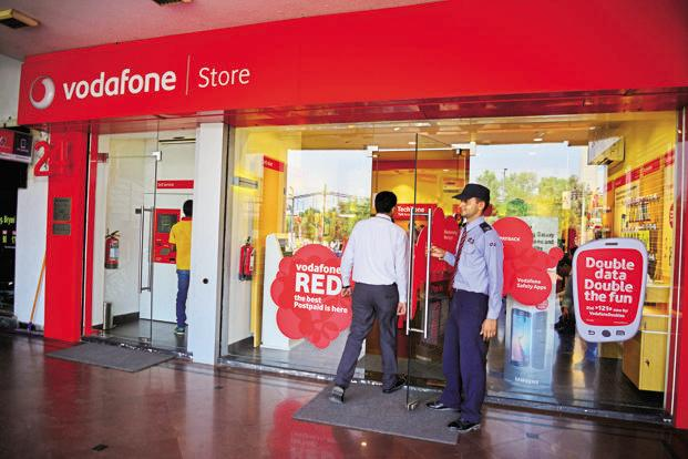 Britain's Vodafone Group said last month it was in talks to merge its Indian subsidiary with Idea Cellular in an all-share deal. Photo: Priyanka Parashar/Mint