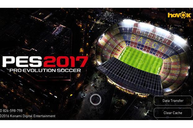 The PES 2017 requires 1.1GB of space for the game files and another 245MB for the commentary.