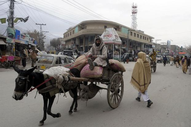 A file photo of Quetta, Balochistan. Photo: AFP