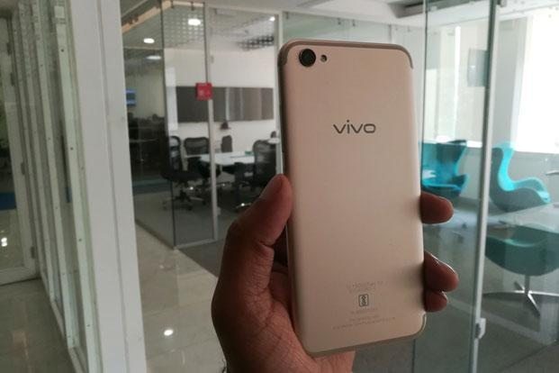 Vivo V5 Plus is a premium-looking smartphone with a unibody metal finish .