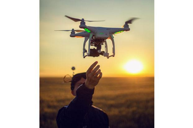 Drones have become viable for commercial use for its advancements in computing and widespread access to GPS. Photo: iStockphoto