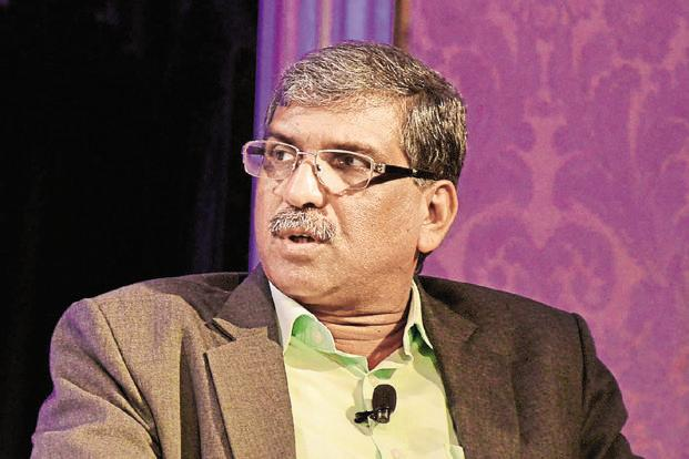 A file photo of K. Paul Thomas, chairman and managing director of Esaf. Photo: Aniruddha Chowhdury/Mint