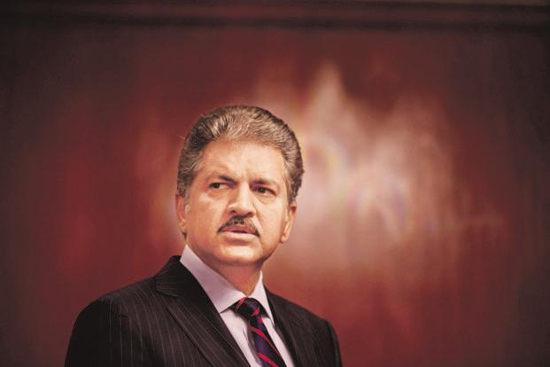 Underlining that Donald Trump is out to re-imagine his country and not the world, Anand Mahindra said, 'America is still powerful, he can wake up and keep us on edge'. Photo: Pradeep Gaur/Mint