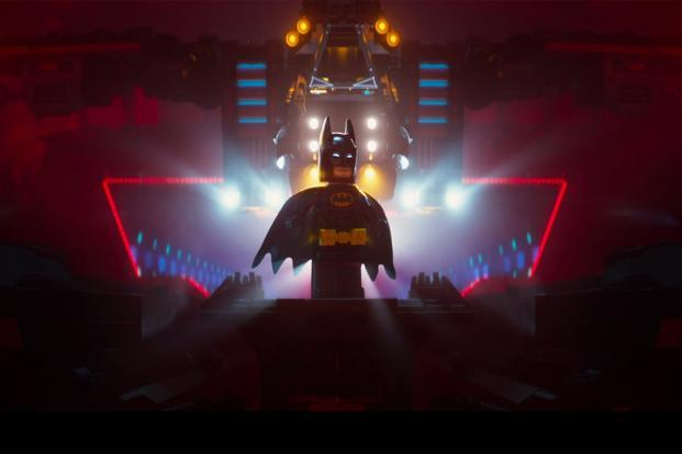 'The Lego Batman Movie' delights in its lack of lofty ambitions.
