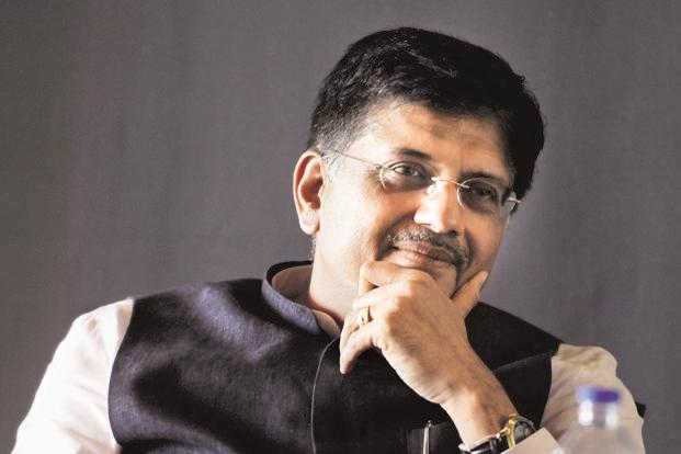 Power, coal and mines minister Piyush Goyal. Photo: HT