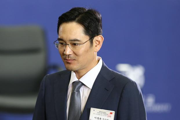 Lee Jae-yong, who is divorced with two children, has a net worth of $6.2 billion and ordinarily lives in a $4 million Seoul mansion. Photo: Bloomberg