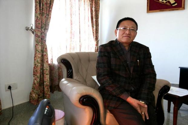 Neiphu Rio all set to become Nagaland's new chief minister