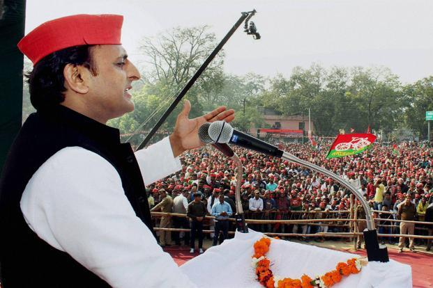 UP polls: Akhilesh takes on Shivpal in his bastion