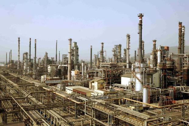 A file photo of a BPCL facility. Photo: Reuters