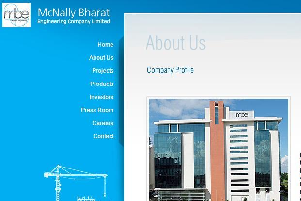 McNally Bharat Engineering of the Williamson Magor group currently has two major shareholders in the Khaitan family and the Toshniwals.