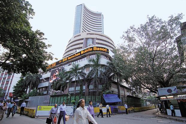 Sensex ends higher in choppy trade, all eyes on IIP data