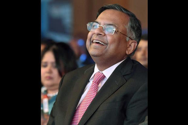 n chandrasekaran to take the reins of tata sons today