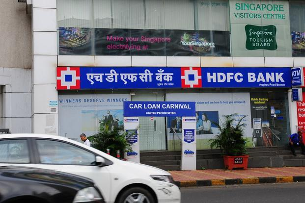 hdfc bank shares brokers may have to take friday�s trades