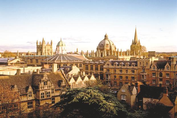 Oxford University to open first ever foreign campus in France in aftermath of Brexit
