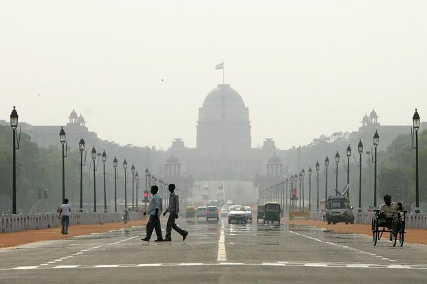 Delhi records warmest DAY in February in 10 years