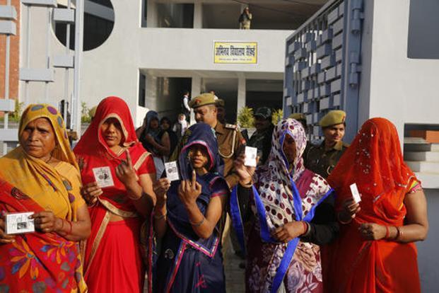 How people will 'vote their caste' in Uttar Pradesh election