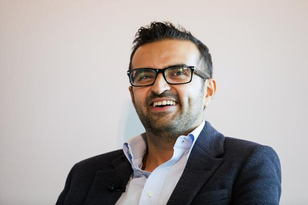 Based on his disclosed public and closely held assets, Ashish Thakkar could have a net worth of about $450 million, according to the Bloomberg Billionaires Index. Photo: Bloomberg