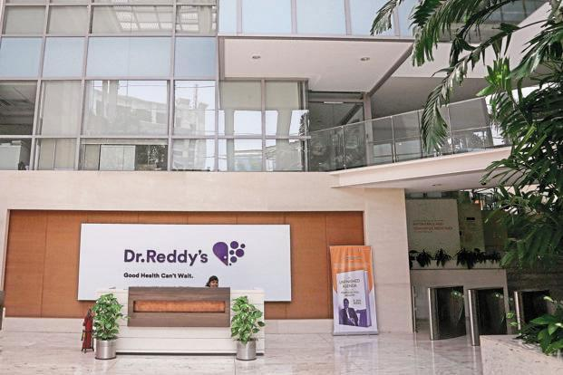 On Tuesday, shares of Dr. Reddy's ended down 0.16% at Rs2,899.05 on the BSE, while the benchmark Sensex index was up 0.35% at 28761.59 points.