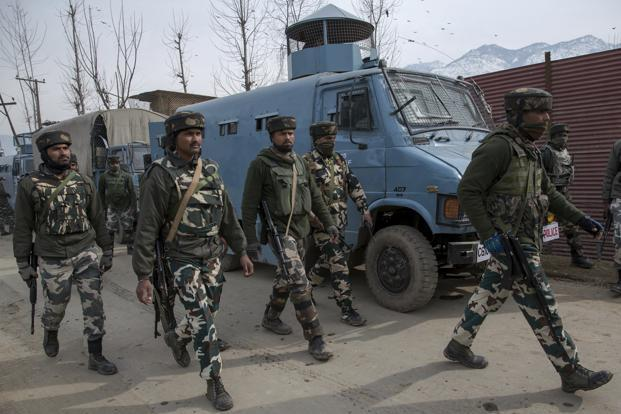 BSF foils infiltration bid in Kashmir's Rajouri district, militant killed