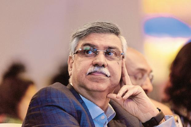 Sunil Kant Munjal, chairman of Hero Corporate Service Pvt. Ltd. File photo: Pradeep Gaur/Mint