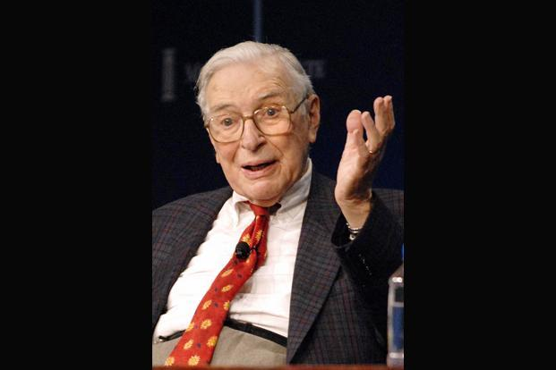 Kenneth Arrow began teaching economics and statistics at Stanford in 1949 and became a professor of economics, statistics and operations research.