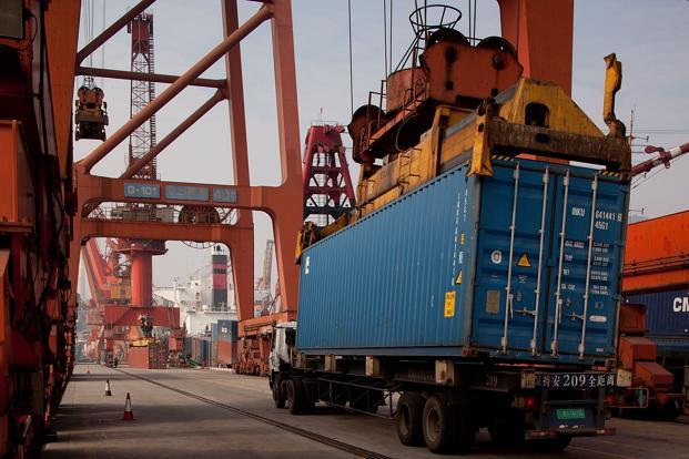 China controls key components in global supply chains and production networks. Photo: Bloomberg