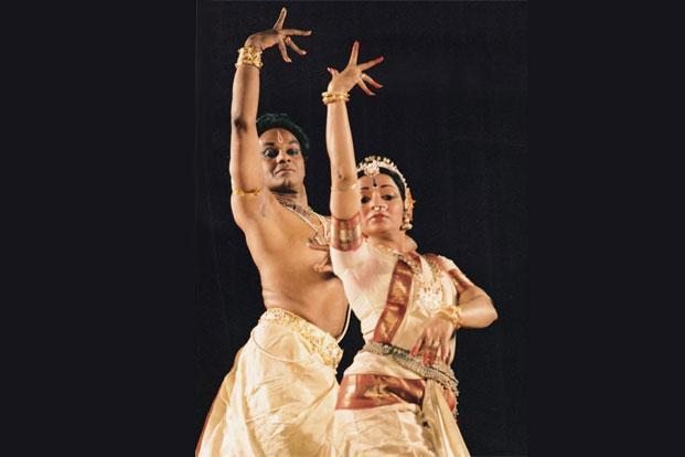 Raja and Radha Reddy.